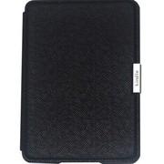 雷麦 LM-KP80 Kindle Paperwhite皮套保护套 十字纹磁扣 黑色