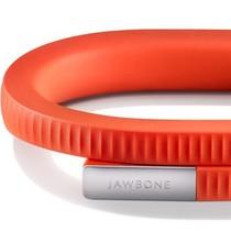 Jawbone UP24新款智能手环 蓝牙版 柿子红 M产品图片主图