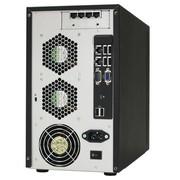 """Infortrend EonNAS Pro850 8盘位高性能NAS网络存储 """"侣行""""的选择"""