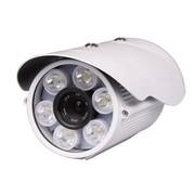 沃仕达 730F6Z 白光灯监控摄像头 1200线阵列白光灯监控摄像机 6灯监控器 8MM