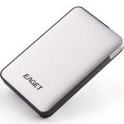 忆捷 E600 2.5英寸 USB3.0超薄硬加密防震移动硬盘 2TB