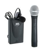 BQBQ 无线麦克风 2012/2133 首款全金属无线话筒 卡拉ok 家用 专业级 2012/ 1个领夹1个手持
