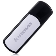 联想 T180 U盘 32G 黑色 简约外观 加密U盘
