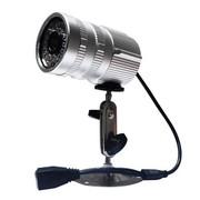 爱玛科 TR100 480线 4.2mm 红外枪式网络监控摄像机 夜视 防水监控摄像头 插卡摄录一体机