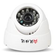 沃仕达 CL01 TF卡摄录一体机 监控一体机监控摄像头 插卡摄像头 白色