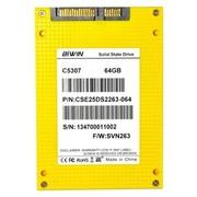 佰维 C5307 PRO系列 2.5英寸 SATA3 9.5MM 固态硬盘 64GB