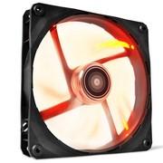 NZXT FZ-140 LED 红 14公分单体风扇 (高风量静音风扇/多彩LED/独特的扇叶设计)