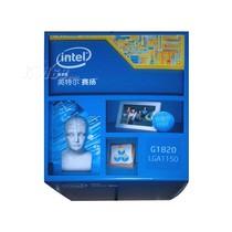 英特尔 赛扬双核 G1820 Haswell 盒装CPU(LGA1150/2.7GHz/2M三级缓存/53W/22纳米)产品图片主图