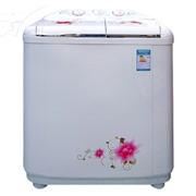 摩尔 (More)XPB78-802S 7.8公斤半自动双缸洗衣机(白色)