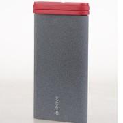 iY聚合物移动电源适用于苹果/三星/华为/小米/ipad air充电宝超薄ipad4随身 红色(直降 库存告急)