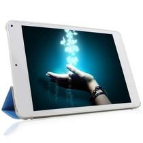 酷比魔方 TALK9专用保护皮套 PC磨砂透明材质 使用TALK9平板电脑 蓝色产品图片主图