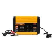 纽福克斯 nfa 15A汽车电瓶充电器12V 蓄电池充电机修复6823N