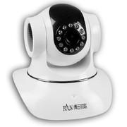 博云物联 BY-WiHD-02 智能家居监控摄像头 wifi网络摄像头无线远程监控 云摄像头一体机
