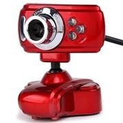 环宇飞扬 磐石C023+ 高清网络摄像头 红色