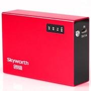 创维 PB-500F 移动电源/充电宝 5200毫安 红色