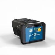 瑞世泰 HR303汽车载行车记录仪 测速1080p广角高清行车记录仪一体机 自带GPS