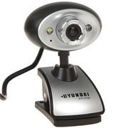 现代 摄像头舞动系列HYC-W280 银+黑