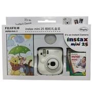 富士 instax mini25相机 礼盒套装(白色)