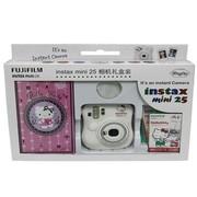 富士 instax mini25相机礼盒套装(Kitty版)