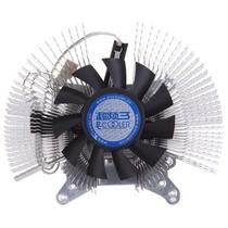 超频三 银子 显卡散热器(多孔位设计/支持各款中低端显卡更换需要)产品图片主图