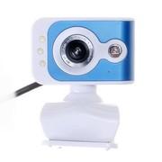 现代 HYC-HD5000 200万像素 高清摄像头 蓝白