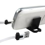 Freeson Micro USB数据线 2M 纯洁白
