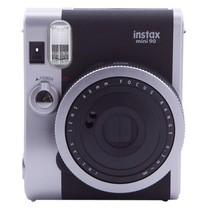 富士 趣奇(checky)instax mini90相机 古典感觉 黑色产品图片主图
