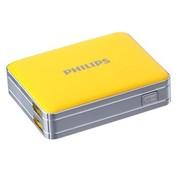 飞利浦 DLP4000 移动电源 4000毫安 黄色