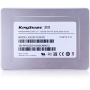 金胜 E200系列 128G 2.5英寸SATA-2固态硬盘 (KE200128SSD)