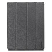 奇克摩克 魅彩系列 苹果iPad2/new iPad3/iPad4保护壳/保护套 iPad3保护套 iPad4保护套 黑色