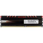 宇帷 CORE系列 火焰红 DDR3 1600 8GB(8G×1条)台式机内存(AVD3U16001008G-1CIR)