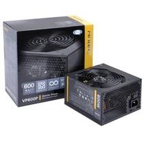 安钛克 额定600W  VP 600P 电源 (主动式PFC/12CM静音风扇/高档黑色PCB板/双组12V输出)产品图片主图