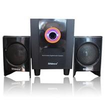 新科 N55 迷你音响 电脑组合低音炮音箱产品图片主图