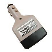 英才星 弘轩(HOMEXUAN)车载逆变电源 带USB插口汽车12V转220V电源 汽车转换电源