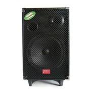 BQBQ Q系列广场舞蹈晨练 户外充电电瓶音箱 手拉音箱 手提音响 带轮子手拿音响 Q10 10寸手提音响