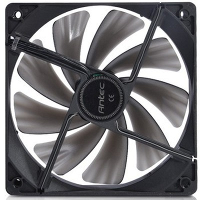 安钛克 F39 机箱风扇 12CM 九扇叶 PWM温控LED风扇产品图片4