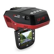 先知 卫航者I6电子狗行车记录仪一体机 区间测速 500W镜头 1080P全高清