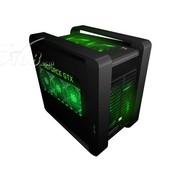 N立方 i5 4570/GTX760/8G/120G SSD 组装DIY电脑游戏主机台式整机