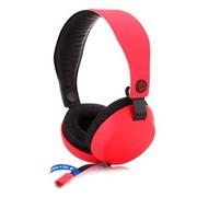 诺基亚 WH-530 Boom 头戴降噪线控耳机 红色