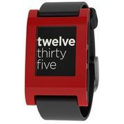 Pebble Smart Watch 多功能智能手表 红色
