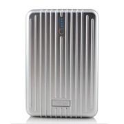 果珈 ipad移动电源5s移动电源三星小米充电宝12000毫安 A4-旅行箱版普通