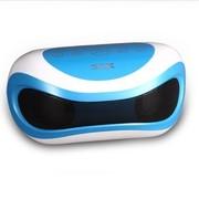 飚王 C1 无线蓝牙音箱 低音炮音响 高保真音质 多功能支持语音通话 NFC配对 蓝白