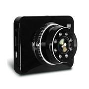 万年船 行车记录仪 高清超广角1080P车载夜视汽车记录仪 停车监控仪WNC66 WNC66高清版+8G内存卡