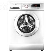 美的 (Midea)MG70-V1210E 7公斤全自动滚筒洗衣机(白色)