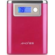 夏新 T68 10400mAh移动电源(适用于手机、MP3 等数码通讯设备)胭脂红