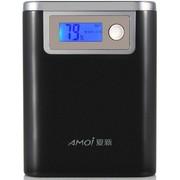 夏新 T68 10400mAh移动电源(适用于手机、MP3 等数码通讯设备)极光黑