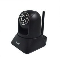 EasyN F3-M187 无线Wifi网络摄像机 远程监控网络摄像头 ipcamera P2P即插即用 手机观看 云台旋转产品图片主图