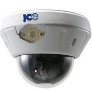 捷高 JG-ZBJD-HFB 700线 红外防暴半球 军工级 单灯阵列 IP63 8mm
