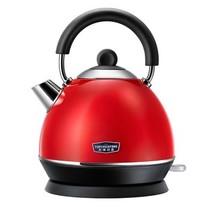 拓璞 DK227SR电热水壶全不锈钢电水壶正品电烧水壶1.7L 红色产品图片主图