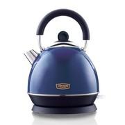 拓璞 DK227SR电热水壶全不锈钢电水壶正品电烧水壶1.7L 蓝色